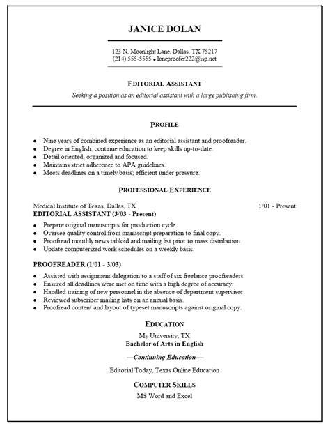 exles of resumes receptionist description resume