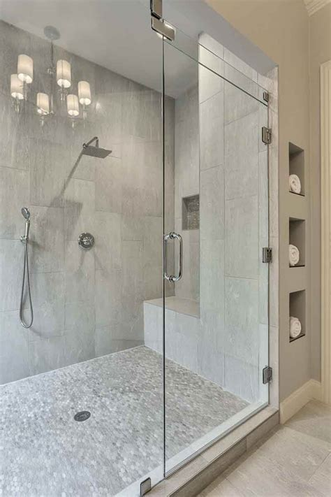 standing shower master suite renovation joseph  berry