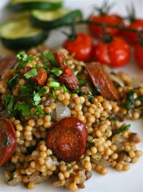 pearl couscous ingredients alfez