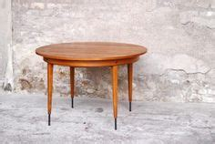 1000 ideas about table ronde avec rallonge on table ronde extensible table