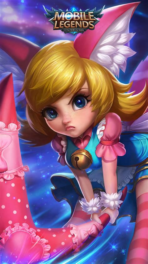 awesome mobile legends wallpapers mobile legends