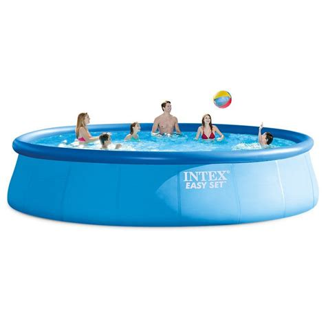 Intex Easy Set Pool Review  Best Inflatable Pool For 2017