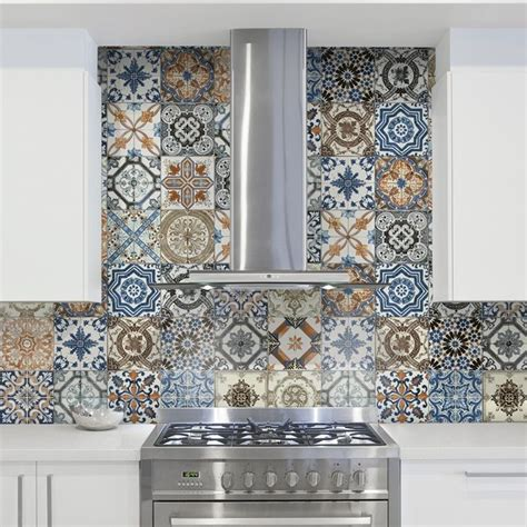 decorative tile kitchen backsplash backsplash tile decoration peenmedia 6506