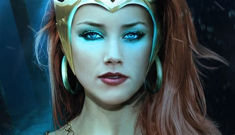 Amber Heard Confirmed For 'justice League,' 'aquaman