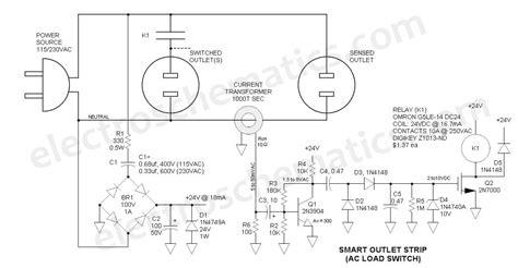 Relay Power Switch Circuit