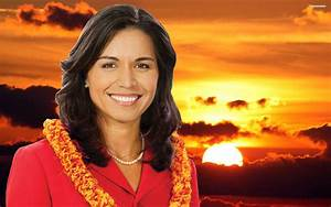 Tulsi Gabbard Introduces Bill To End Federal Marijuana