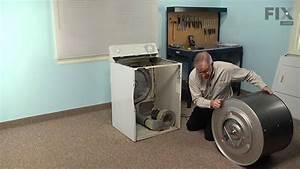Ge Dryer Repair  U2013 How To Replace The Drum Belt