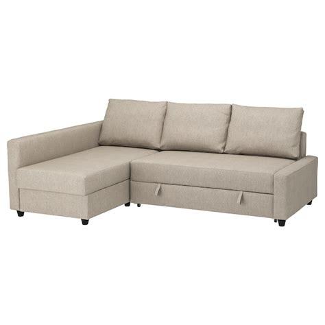 Friheten Sofa Ikea by Friheten Corner Sofa Bed With Storage Hyllie Beige Ikea
