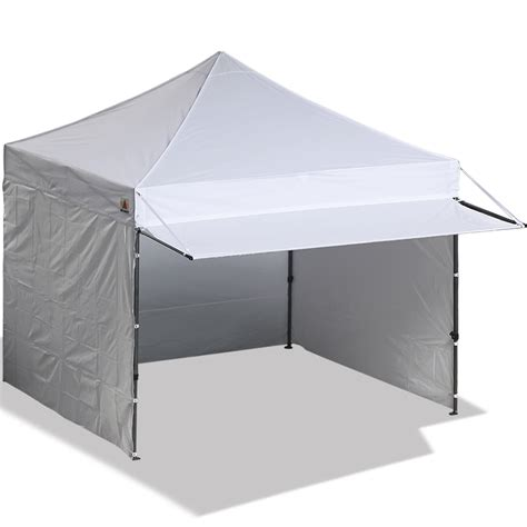 abccanopy easy pop  canopy tent instant shelter deluxe portable market canopy awning