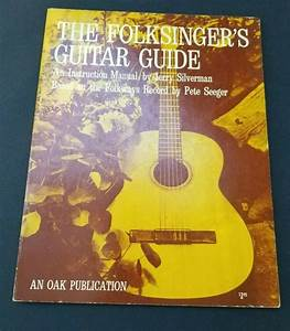 The Folksinger U0026 39 S Guitar Guide An Instruction Manual  Jerry