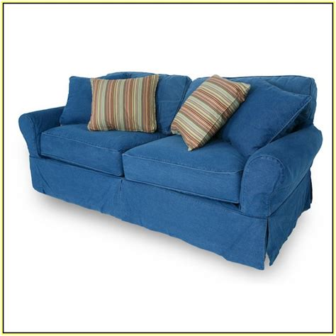 blue jean denim sofa blue jean sofa smileydot us