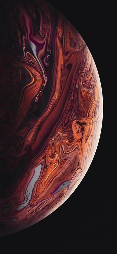 Iphone Xs Apple Phone Orange Wallpapers Pixel