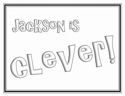 Coloring Printable Personalized