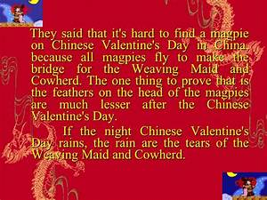 The Love Story Chinese Valentine S Day