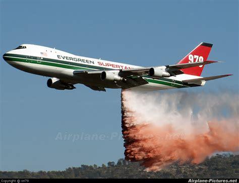 N479EV - Evergreen International Boeing 747-100F at Off ...