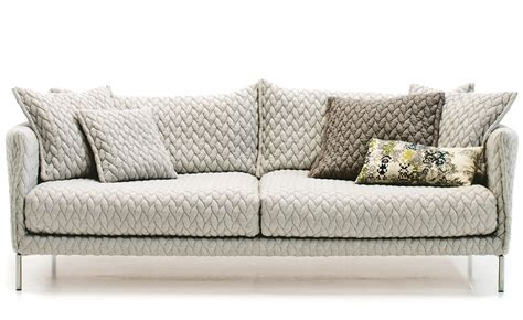 Moroso Gentry Sofa by Gentry 90 Two Seater Sofa Hivemodern