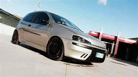 Whitten Brothers Fiat by Fiat Punto 188 Tuning The Fiat Car