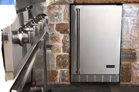Outdoor Kitchen Appliances Must Haves For Your Next