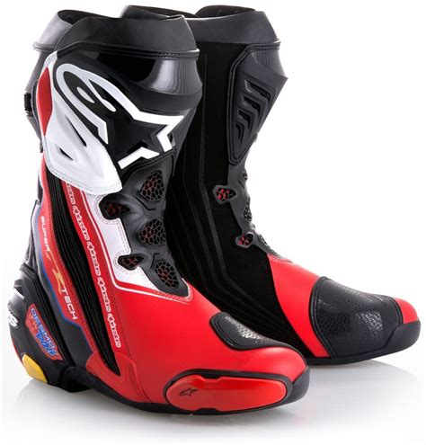 cheap motorcycle riding shoes 499 95 alpinestars mens limited edition supertech r 1041246