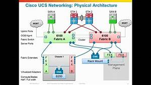 Cisco Ucs Networking  Physical Network Architecture