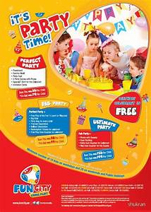 8 best Book Your Birthday Party @ Fun City images on ...