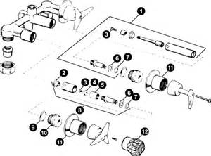 repairing moen kitchen faucet kohler shower valves parts