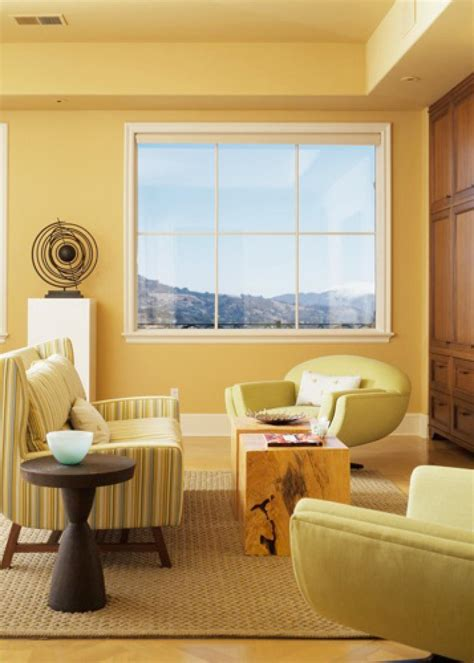 Decorating With Sunny Yellow Paint Colors Color Palette