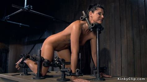 Hot Milf In Extreme Bondage Positions Porn Videos