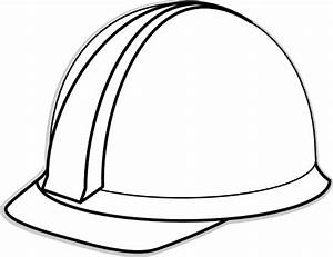 White Hard Hat Clip Art at Clker.com - vector clip art ...