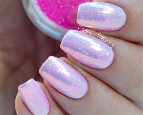 Indigo Nails Mermaid Effect Powder (video