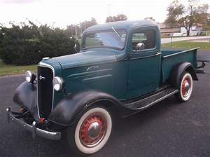 1936 Chevy Short Box  Extra Clean Rust Free Native Texas