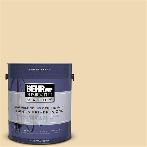 behr premium plus ultra 1 gal ppu6 11 ceiling tinted to