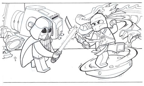 Free Lego Coloring Pages Lego Ninjago Coloring Pages Free Printable Pictures