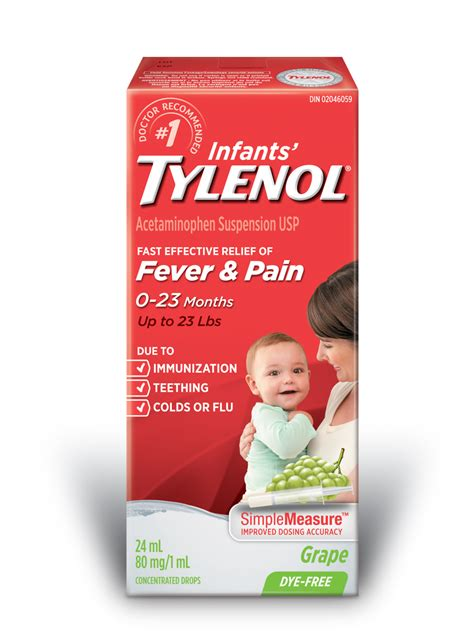 Pain Relief Products For Adults Children Tylenol