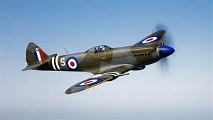 Triumph Spitfire Wallpaper