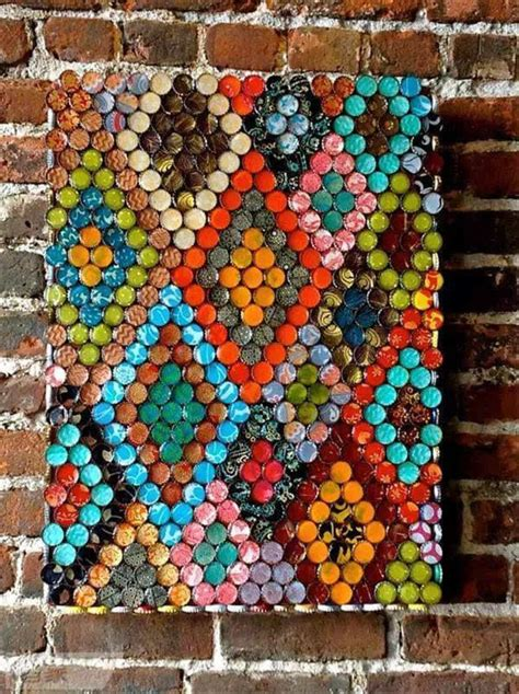 17 bottle cap crafts that will leave you speechless garden ideas outdoor decor