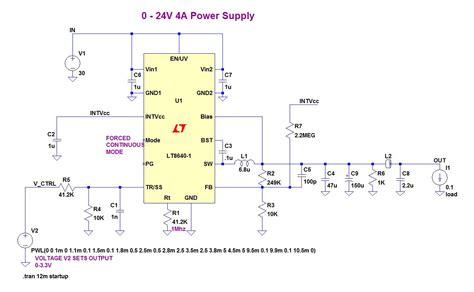 Circuit Make Regulators Page