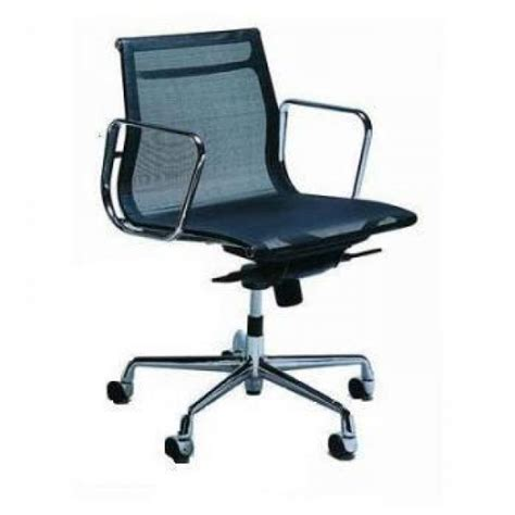 eames low office chair bauhaus italy