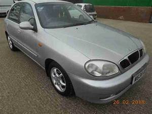 Daewoo 2000 Lanos Sx Auto  5 Door Hatchback  Low Miles Only 62000