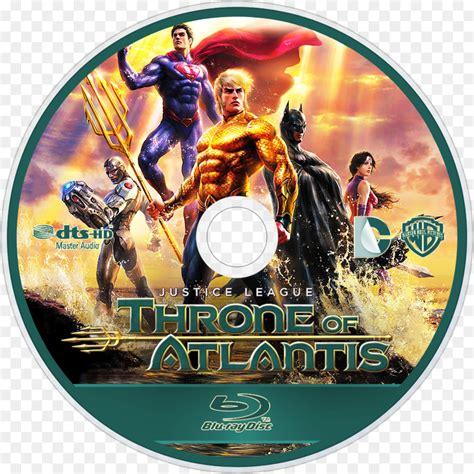 trono  atlantide blu ray disc aquaman film justice