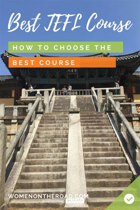 conclusive guide  choosing   tefl