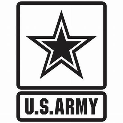 Army Decal Sticker Military Emblem Star Usa