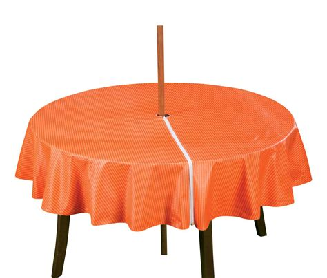 patio table cover with zipper and umbrella hole patio table cover with zipper stripe design by miles