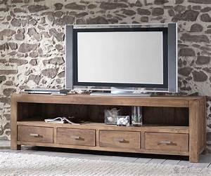 Tv Bank 150 Cm : lowboard guru 200 cm akazie stone massiv by wolf m bel ~ Bigdaddyawards.com Haus und Dekorationen