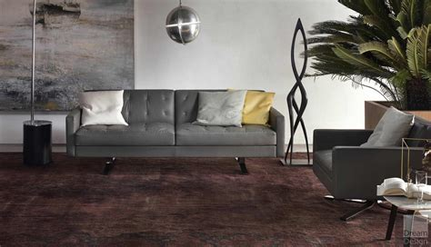 Poltrona Frau Kennedee Jr Sofa By Jean-marie Massaud