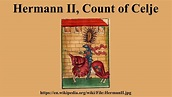 Hermann II, Count of Celje - YouTube