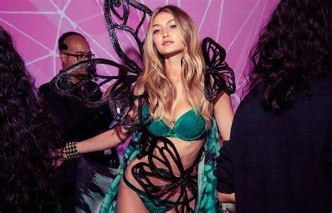 What S Hot On Pinterest 6 Boho Home Decor: Victoria's Secret 2015 Fashion Show