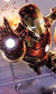 Iron Man Hd Wallpaper Avengers | www.imgkid.com - The ...
