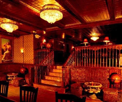 backroom bar   york city national trust