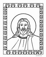 Jesus Coloring Pages Printable Cool2bkids sketch template